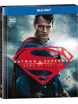 Batman V Superman - Dawn Of Justice (Ltd) (Digibook) (2 Blu-Ray+Libro)