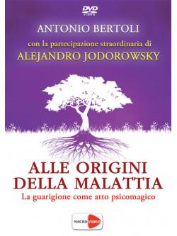 Alle Origini Della Malattia (Antonio Bertoli / Alejandro Jodorowsky) (Libro+Dvd)
