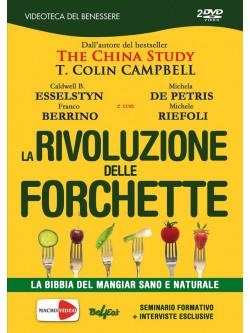 Rivoluzione Delle Forchette (La) (2 Dvd)