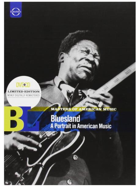 B.B. King / Muddy Waters - Bluesland - A Portrait In American Music (Dvd+Cd)