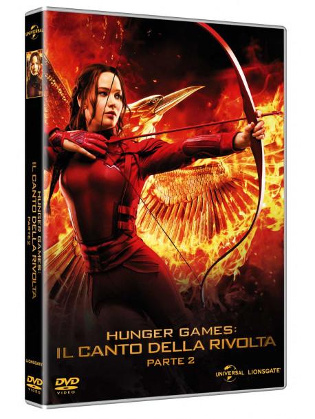 Hunger Games - Il Canto Della Rivolta - Parte 2