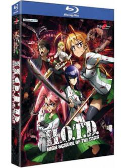 High School Of The Dead (Eps 01-12+Oav) (2 Blu-Ray)