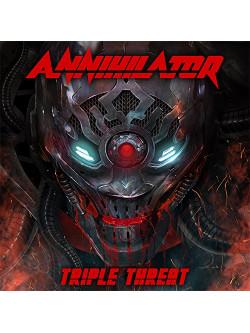 Annihilator - Triple Threat (3 Blu-Ray)