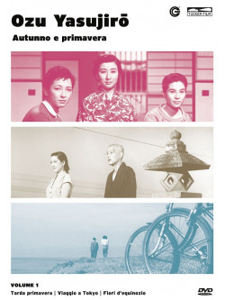Yasujiro Ozu Collection 01 (3 Dvd)