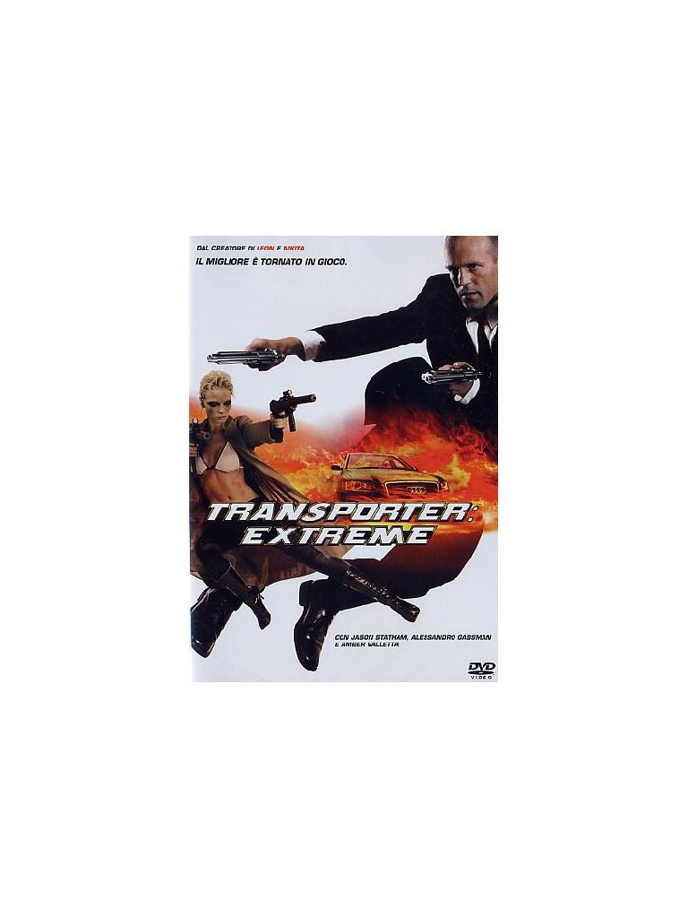 Transporter - Extreme - DVD.it