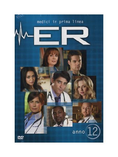 E.R. - Medici In Prima Linea - Stagione 12 (3 Dvd)