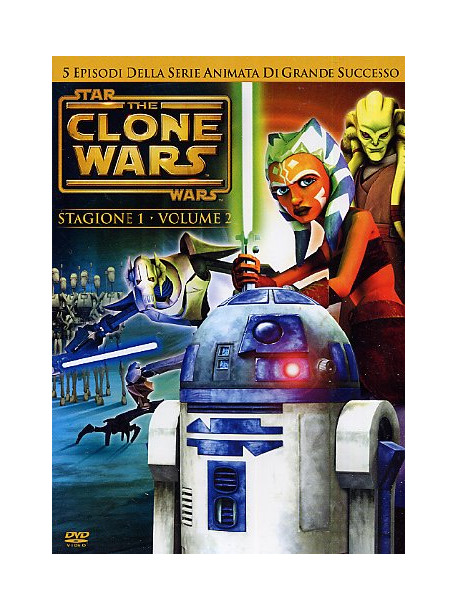 Star Wars - The Clone Wars - Stagione 01 02