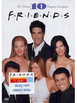 Friends - Stagione 10 (4 Dvd)