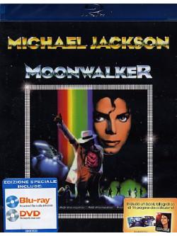 Moonwalker (Blu-Ray+Dvd)