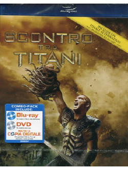 Scontro Tra Titani (Blu-Ray+Dvd)