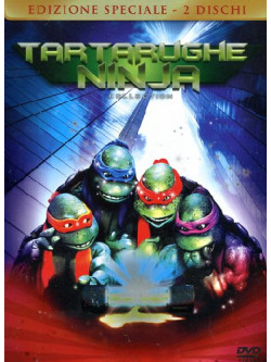 Tartarughe Ninja Collection (2 Dvd)