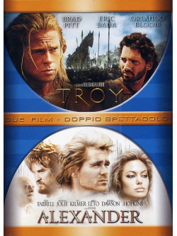 Alexander / Troy (3 Dvd)