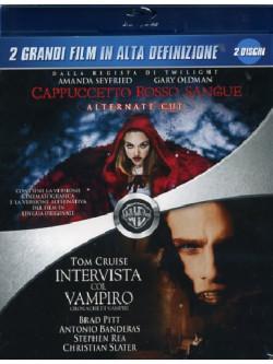 Cappuccetto Rosso Sangue / Intervista Col Vampiro (2 Blu-Ray)