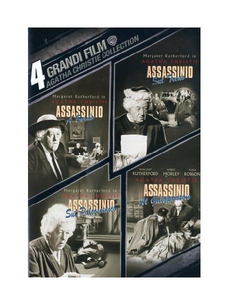 Agatha Christie Collection (4 Dvd)