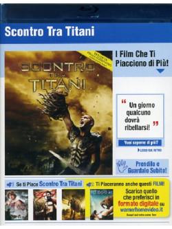 Scontro Tra Titani (Blu-Ray+Copie Digitali)