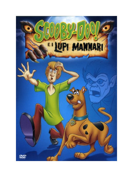 Scooby Doo E I Lupi Mannari