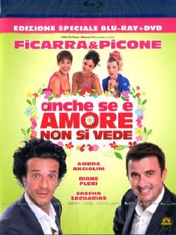 Anche Se E' Amore Non Si Vede (Blu-Ray+Dvd)