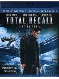 Total Recall - Atto Di Forza (2 Blu-Ray)