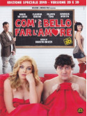 Com'E' Bello Far L'Amore (2D+3D) (2 Dvd)
