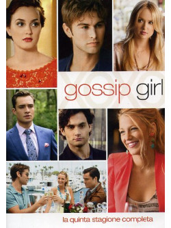 Gossip Girl - Stagione 05 (5 Dvd)