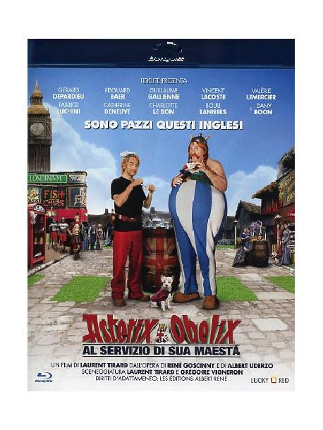 Asterix E Obelix Al Servizio Di Sua Maesta'