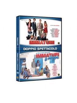 Immaturi / Immaturi - Il Viaggio (2 Dvd)