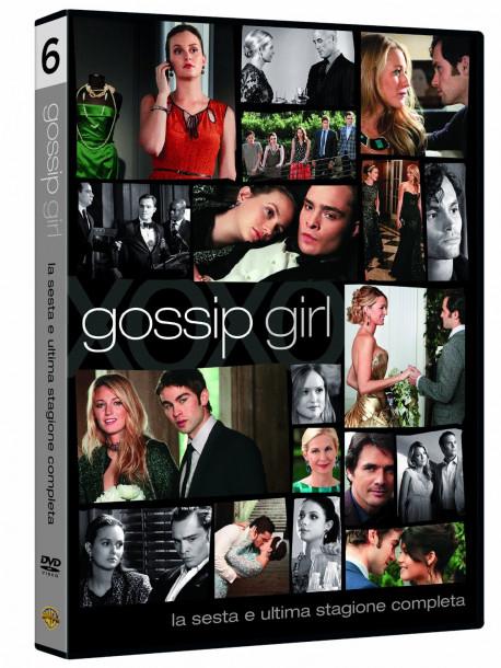Gossip Girl - Stagione 06 (3 Dvd)