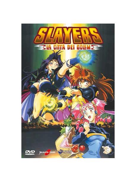 Slayers - La Citta' Dei Golem