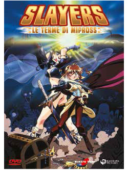 Slayers - Le Terme Di Mipross