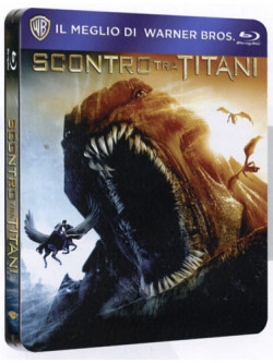 Scontro Tra Titani (Ltd Steelbook)