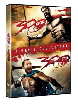 300 / 300 - L'Alba Di Un Impero (2 Dvd)