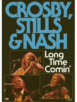 Crosby, Stills & Nash - Long Time Comin'