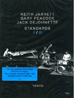 Keith Jarrett Trio - Standards 1-2 Tokyo (2 Dvd)
