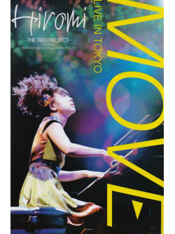 Hiromi - Move - Live In Tokyo