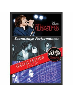 Doors (The)- Live At The Bowl '68