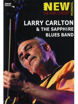 Carlton Larry, The Sapphire Blues Band - The Paris Concert