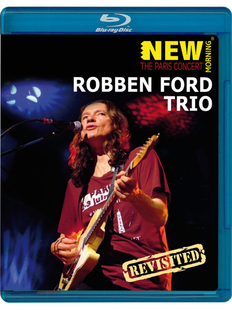 Ford Robben - The Paris Concert - Revisited