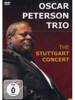 Peterson Oscar - The Stuttgart Concert