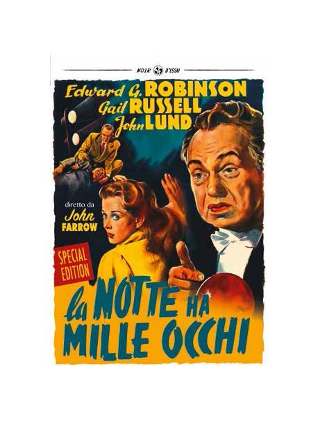 Notte Ha Mille Occhi (La) (SE)