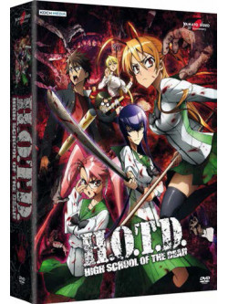 High School Of The Dead (Eps 01-12+Oav) (2 Dvd)