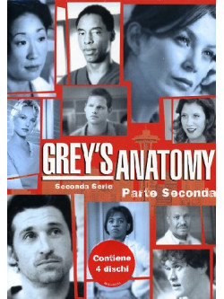Grey's Anatomy - Stagione 02 02 (4 Dvd)