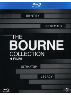 Bourne Collection (The) (4 Blu-Ray)