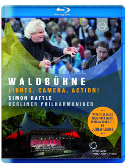 Simon Rattle - Berliner Philharmoniker - Waldbuhne