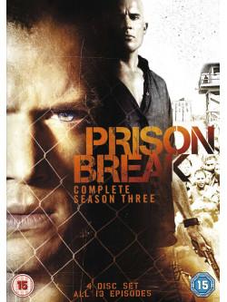 Prison Break - Season 3 (4 Dvd) [Edizione: Regno Unito]