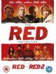 Red 1 & 2 (2 Dvd) [Edizione: Regno Unito]