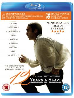 12 Years A Slave - 12 Years A Slave [Edizione: Regno Unito]