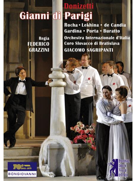 Donizetti - Gianni Di Parigi