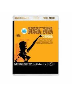 Quincy Jones - Big Band Bossa Nova (Blu-Ray Audio)