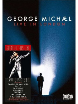 George Michael - Live In London (2 Dvd)