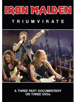 Iron Maiden - Triumvirate (3 Dvd)